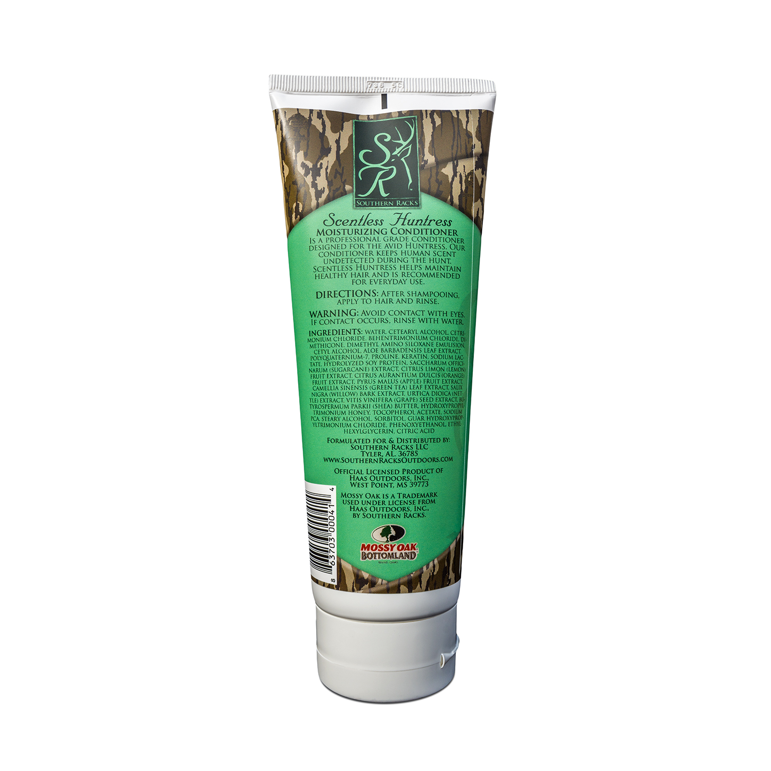 Southern Racks Scentless Huntress Moisturizing Conditioner