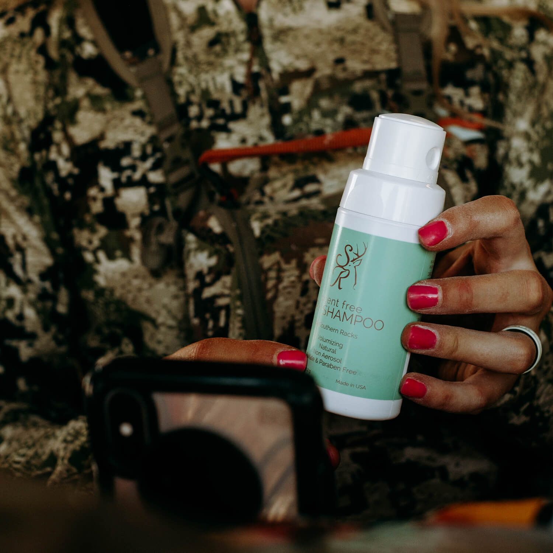 Southern Racks Outdoors Dry Shampoo